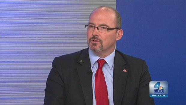 [LA] NewsConference:GOP Candidate for Ca. Gov Tim Donnelly