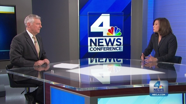 [LA] NewsConference: Ca. Chief Justice, A Passion for Civics Education