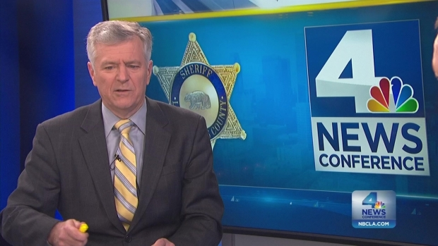[LA] NewsConference: McDonnell , The New Sheriff Gets Personal