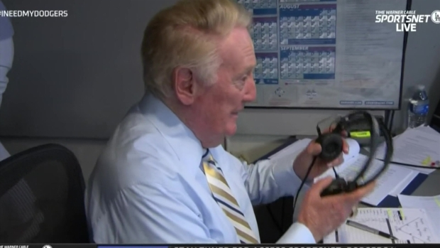 [LA] NewsConference: The Return of Vin Scully