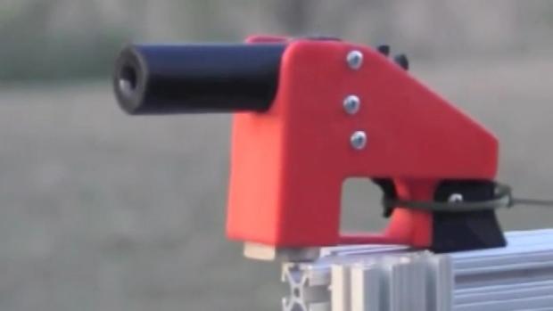 [NATL] Lawsuits to Stop 3D-Printable Guns