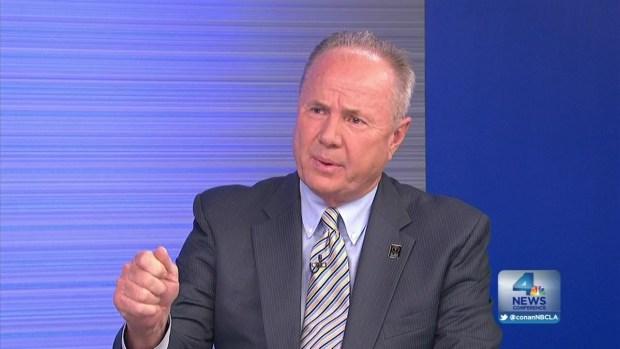 [LA] NewsConference: LA City Councilman Tom LaBonge's Exit Interview