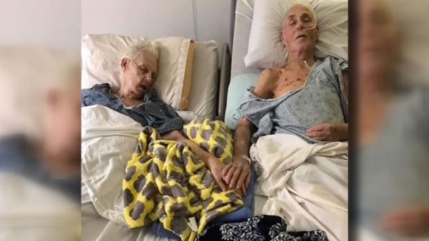 [NATL-NY] Together Until The End: Couple Dies Holding Hands