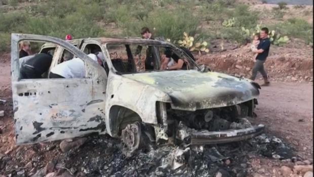 [NATL] Search for Suspects Continues in Mexico Ambush