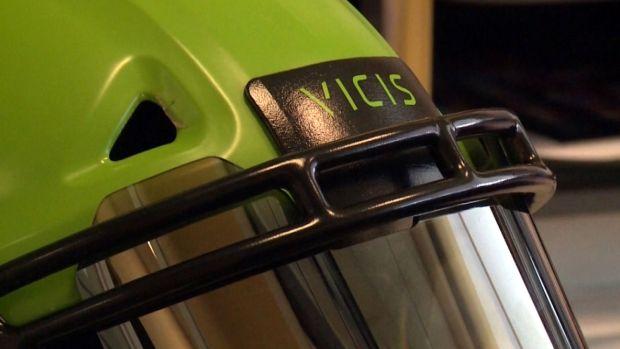 [NATL] New Helmet Combats Concussions