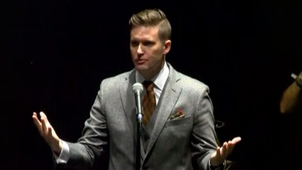 [NATL] Hundreds of Protesters Turn Out Ahead of Speech by White Nationalist Richard Spencer