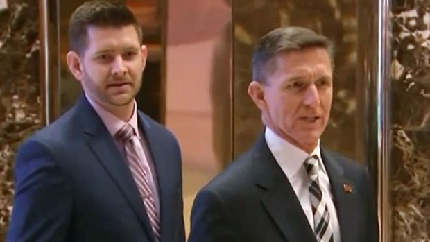 [NATL] Lawmakers Suggest Former Trump Aide Flynn Broke US Law