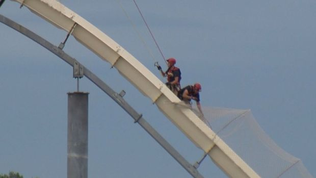 Boy Killed On World's Tallest Waterslide
