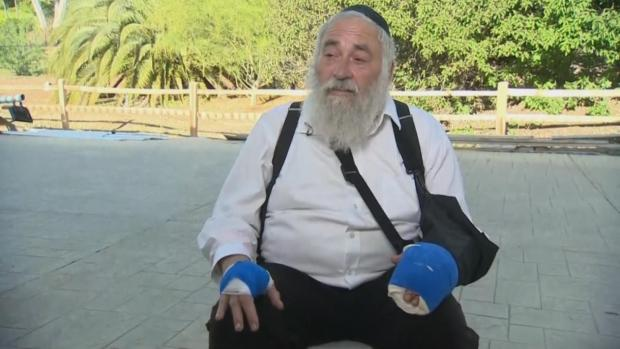 [NATL] Poway Rabbi Describes the Moments During Synagogue Shooting