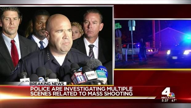 [LA] Police Confirm 2 Dead in Pursuit Shootout in San Bernardino