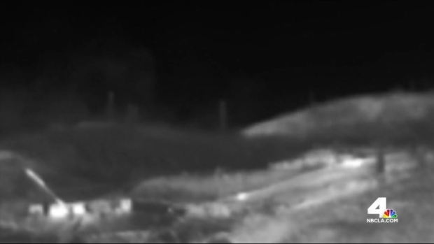 [LA] New Infrared Video of Porter Ranch Gas Leak