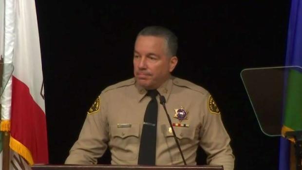 [LA] NewsConference: New LA County Sheriff, New Vision