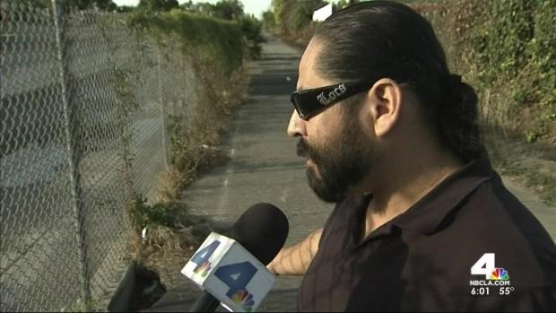 [LA] Newborn Baby Found Buried Alive in Compton