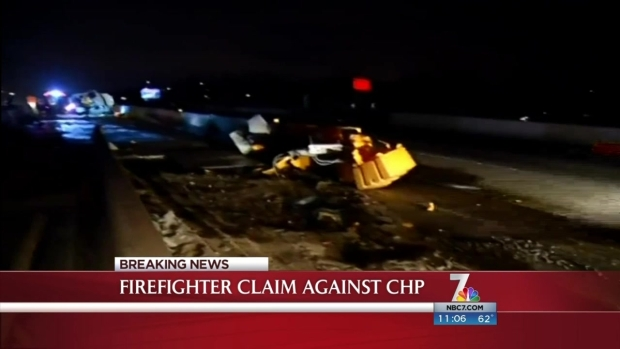 [DGO] Cuffed Firefighter Files Claim Involving CHP