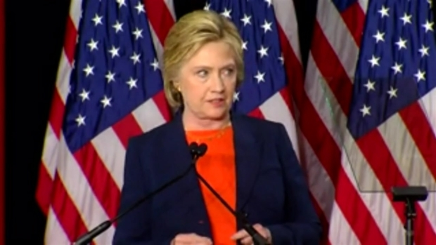 [NATL-DGO] Clinton: Trump Is Not Someone Who Should Ever Have the Nuclear Codes