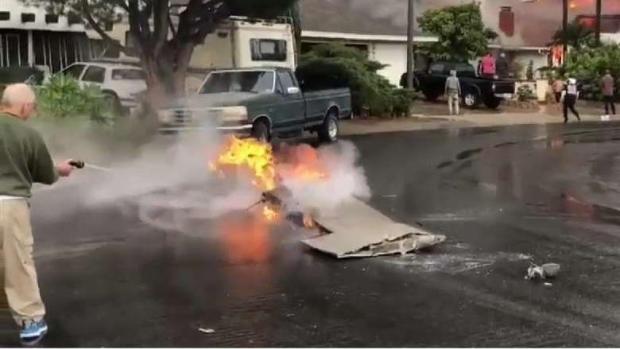 [LA] Family of Victim Speaks About Plane Crash Into Yorba Linda Home