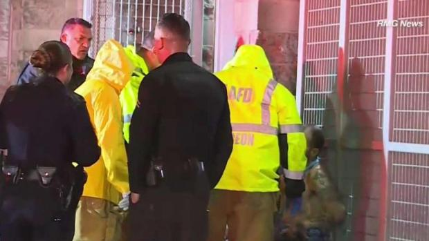 [LA] Off-Duty Officer Severely Injured in Fight on Skid Row