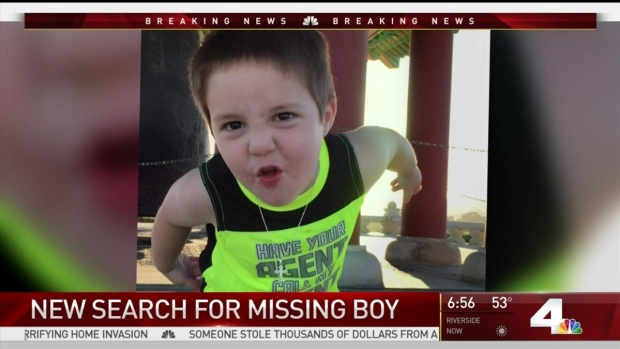 [LA] Officers Search Park for Missing South Pasadena 5-Year-Old