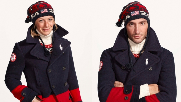 [NATL] Olympic Fashion Through the Ages
