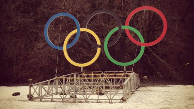Sochi in Photos