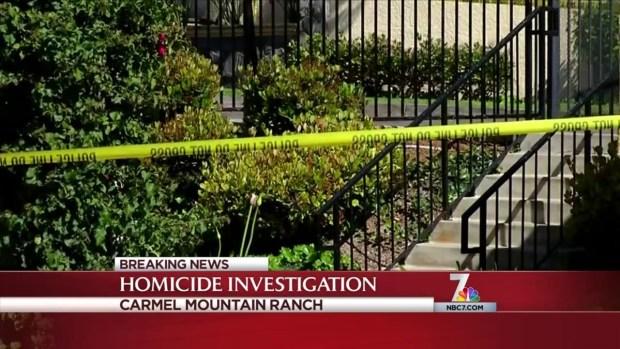 [DGO] Woman Found Dead in Carmel Mountain Ranch