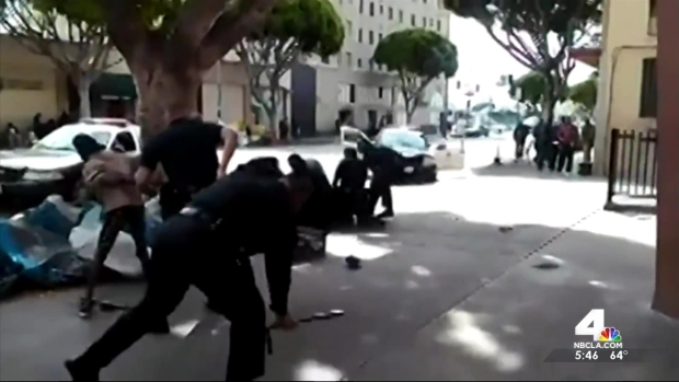 [LA] LAPD Demo Offers Inside Look at Officer-Involved Shootings