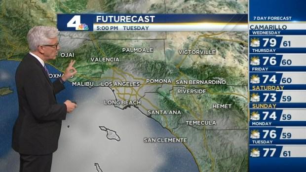 [LA] PM Forecast: Stormy