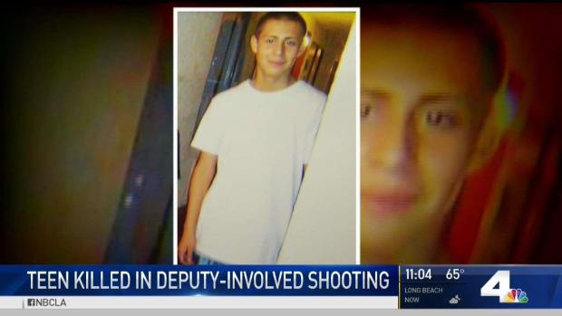 [LA] Palmdale Teen Shot, Killed by Deputy Remembered