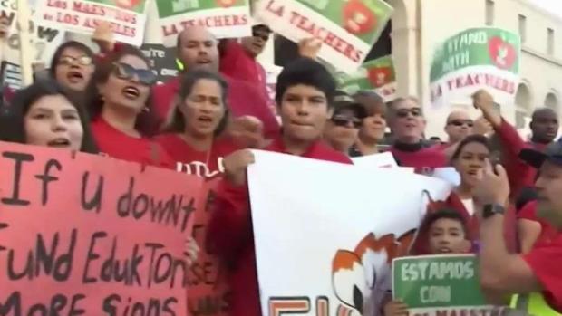 Parents Scramble to Find Childcare in Case Teachers Strike