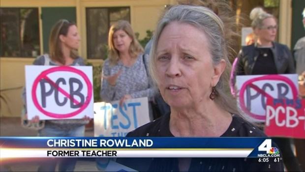 [LA] Parents, School Officials Battle Over Contamination at Malibu Schools