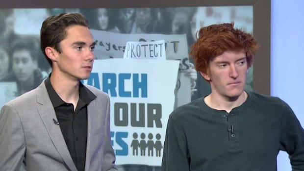 [NATL-DC] Parkland Students in DC for 'March For Our Lives'
