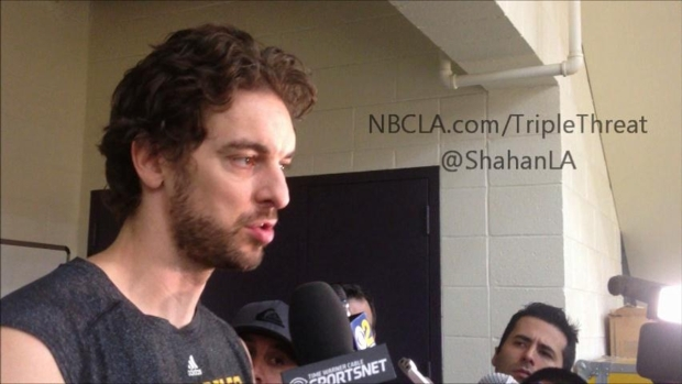 [LA] Lakers: Tough Question For Pau Gasol