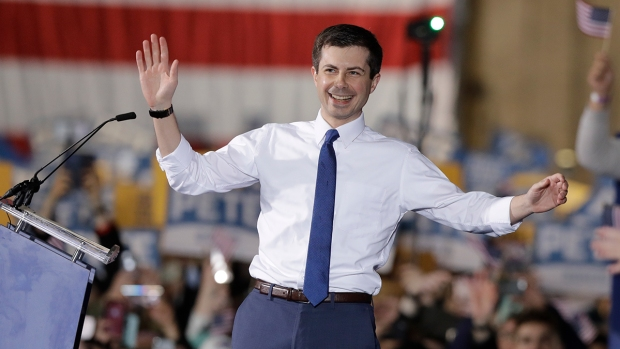 [NATL-CHI] Pete Buttigieg Officially Announces Presidential Run