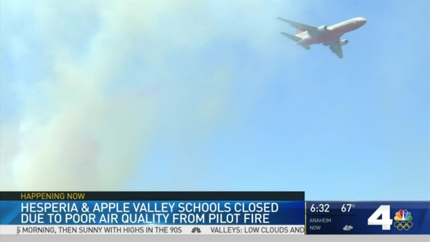 [LA] Pilot Fire Update: Tuesday Morning