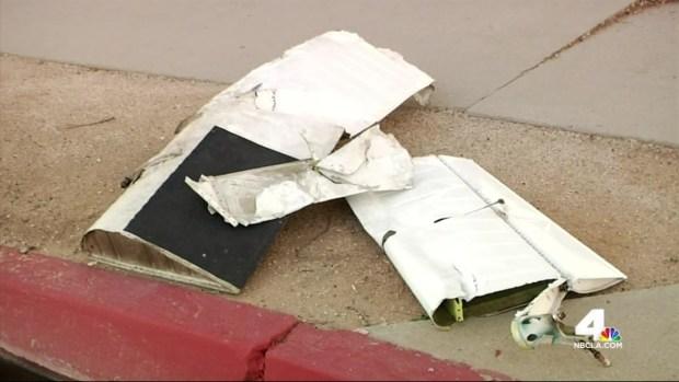 [LA] Pilot of Small Plane Dies in Fiery Crash in Riverside