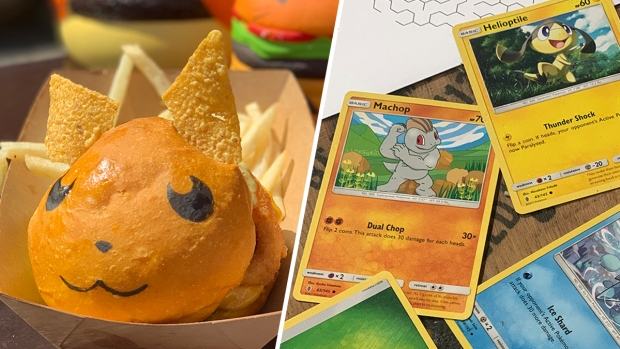 Pictures: Play a Real Life Version of Pokémon GO at This Pop-up Pokémon Bar
