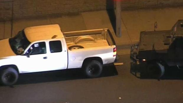 [LA] Police Chase DUI Suspect