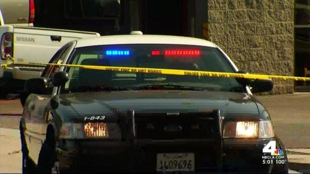 [LA] Police Fatally Shoot Knife-Wielding Man in Anaheim