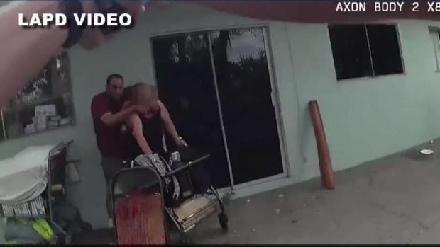 [LA] Police Release Body Camera Footage of Deadly Van Nuys Shooting