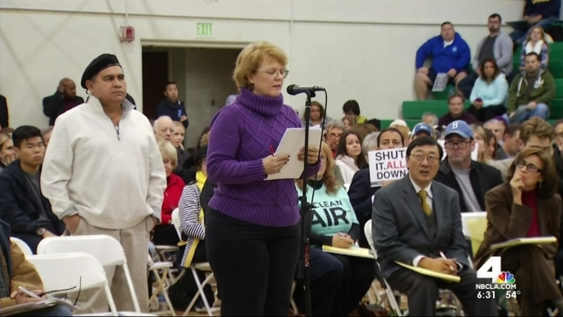 [LA] Porter Ranch Residents Rally, Demanding Facility Closure