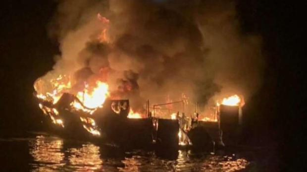 [LA] Preliminary Report on Boat Fire Coming as Soon as 10 Days