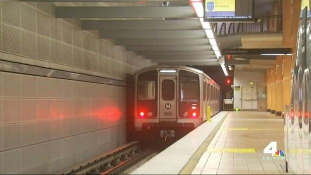 [LA] Major Purple Line Subway Extension Begins With Ceremony