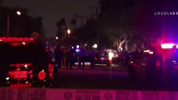 [LA] Pursuit and Gunbattle Leave One Dead in Compton