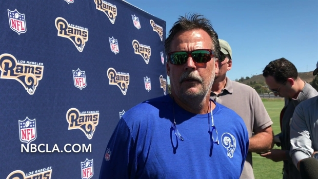 [LA] LA Rams Prepared For Bucaneers