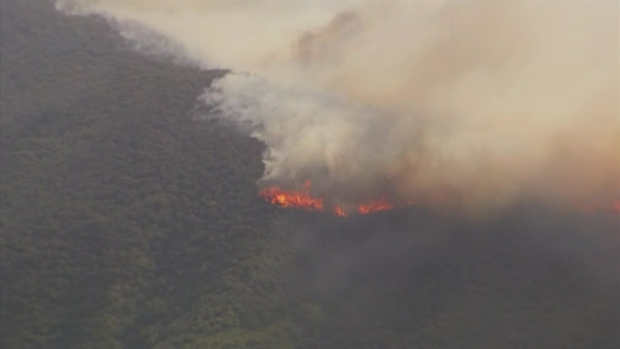 [LA] Rancho Cucamonga Fire