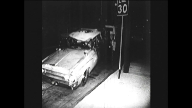 Rare Footage of Watts Riots Part I