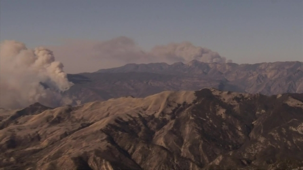 [LA] Watch: Dec. 14 Thomas Fire Flare-Up