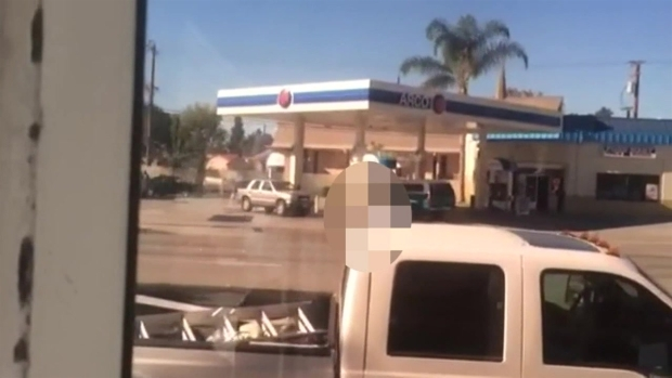[LA] Witness Captures Deputy-Involved Shooting on Cell Phone Camera