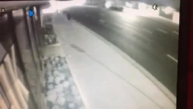[LA] Surveillance Video Shows Vehicle of Interest in Hit-And-Run