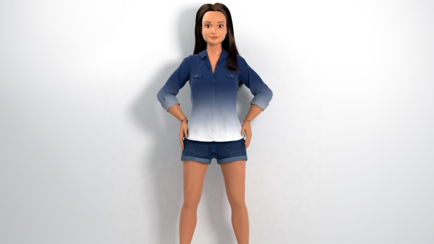 Barbie Becomes a Real Girl